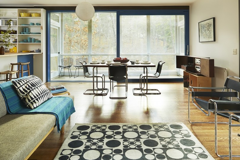 mid century cape cod retreat house rehomed